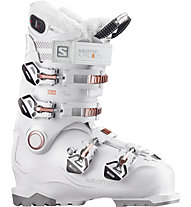 Salomon X Pro Custom Heat 100 - Skischuh - Damen, White/Corail