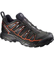 Salomon X Ultra 2 GTX - scarpe trekking, Autobahn/Black/Tomato Red
