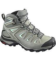Salomon X Ultra 3 Mid GTX - scarpe trekking - donna, Grey