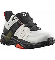 Salomon X Ultra 4 GTX - scarpe trekking - uomo, Grey/Black