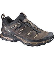 Salomon X ULTRA LTR GTX MEN, Brown/Black