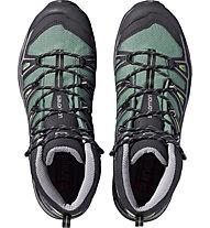 Salomon X Ultra Mid 2 GORE-TEX - Scarpe da trekking - uomo, Green