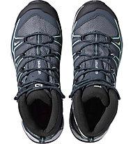 Salomon X Ultra Mid 2 GTX - Scarpe da trekking - donna, Grey