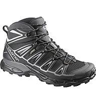 Salomon X Ultra Mid 2 Spikes GTX Scarpa trekking, Black