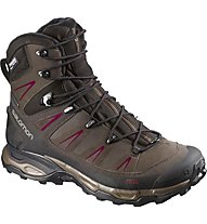 Salomon X Ultra Winter - Scarpa Trekking - Donna, Brown/Pink