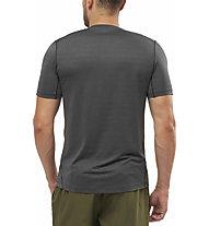 Salomon Xa - maglia trail running - uomo, Dark Grey