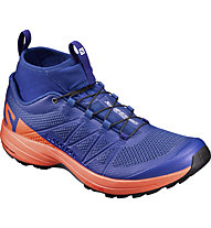 Salomon XA Enduro Trailrunningschuh Herren, Blue/Orange