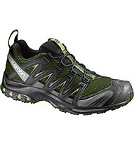 Salomon XA Pro 3D - Trailrunningschuh - Herren, Black/Green