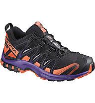 Salomon Xa Pro 3D GTX Ltd - scarpe trail running - donna, Black/Orange