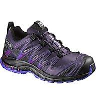 Salomon XA Pro 3D GTX Women Damen Trailrunningschuh, Violet