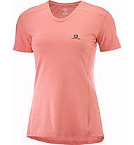 Salomon XA Tee - T-Shirt Trekking - Damen, Pink