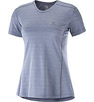Salomon XA Tee - T-Shirt Trekking - Damen, Grey
