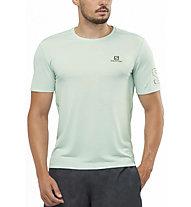 Salomon XA Trail - Trailrunningshirt - Herren, Light Green