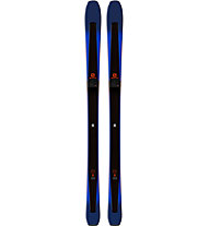 Salomon XDR 88 Ti - All Mountain Ski, Black/Blue