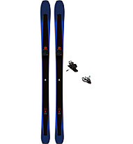Salomon Set Salomon XDR 88 Ti: Ski + Bindung