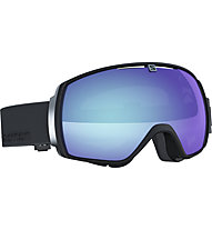 Salomon XT One Photo Skibrille, Black