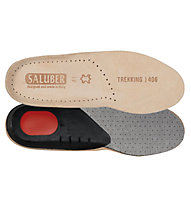 Saluber Trekking 406 - Einlegesohle, Leather