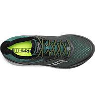 Saucony Echelon 7 - scarpe running neutre - uomo, Grey/Green