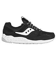 Saucony Grid 9000 - Sneaker Freizeit - Herren, Black/White