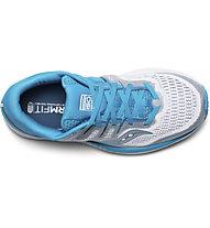 Saucony Guide ISO 2 W - Laufschuhe Stabil - Damen, Light Blue/Grey
