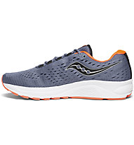 Saucony Jazz 20 - Neutrallaufschuh - Herren, Grey/Black