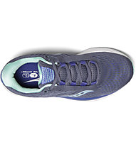 Saucony Jazz 20 W - scarpe running neutre - donna, Grey/Blue
