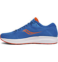 Saucony Jazz 21 - Laufschuhe Neutral - Herren, Blue/Orange