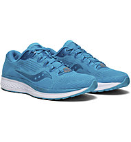 Saucony Jazz 21 W - scarpe running neutre - donna, Blue