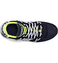 Saucony Jazz DST - sneakers - uomo, Blue/Yellow