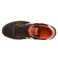 Saucony Jazz O' - Sneaker Freizeit - Herren, Brown/Orange
