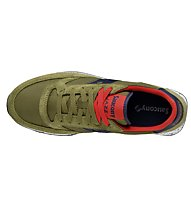 Saucony Jazz O' - Sneaker Freizeit - Herren, Green/Blue