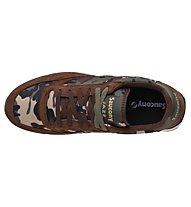 Saucony Jazz O' - sneaker - uomo, Brown/Camo