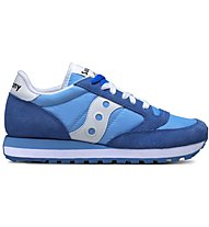 Saucony Jazz O' - sneakers - donna, Light Blue