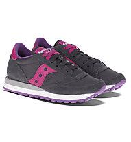 Saucony Jazz O' - sneakers - donna, Dark Grey/Pink