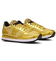 Saucony Jazz O' Metallic W - Sneaker Freizeit - Damen, Gold