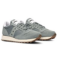 Saucony Jazz O' Vintage Suede W - sneakers - donna, Light Grey