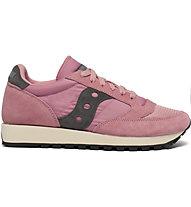 Saucony Jazz O' Vintage W - Sneakers - Damen, Pink/Grey