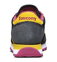 Saucony Jazz O' W - Sneaker Freizeit - Damen, Dark Grey/Yellow