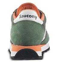 Saucony Jazz O' W - sneaker - donna, Green/Orange
