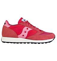 Saucony Jazz Originals Vintage - Sneaker Freizeit - Damen, Red/Coral