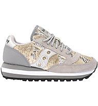 Saucony Jazz SMU O' - sneakers - donna, Beige/Grey
