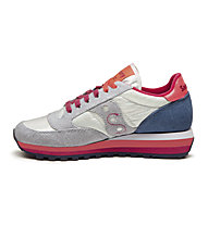 Saucony Jazz Smu Triple Denim W - Sneakers - Damen, White/Blue