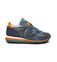 Saucony Jazz Smu Triple Denim W - Sneakers - Damen, Blue/Blue
