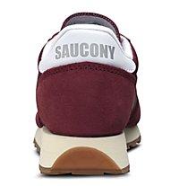 Saucony Jazz O' Vintage Suede - Sneaker Freizeit - Herren, Bordeaux