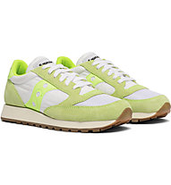 Saucony Jazz O' Vintage W - Sneakers - Damen, Green/White