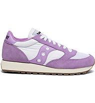 Saucony Jazz O' Vintage W - Sneakers - Damen, Pink/White