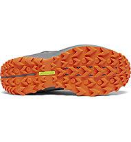 Saucony Peregrine 11 W - Trailrunningschuhe - Damen, Black/Orange