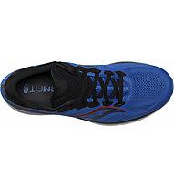 Saucony Ride 14 - Neutrallaufschuhe - Herren, Blue/Black