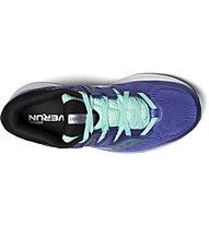 Saucony Ride Iso W - scarpe running neutre - donna, Violet/Black