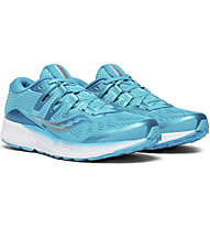 Saucony Ride Iso W - scarpe running neutre - donna, Blue
